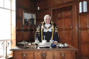 The Mayor of Derby