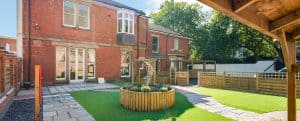 Nightingale Courtyard