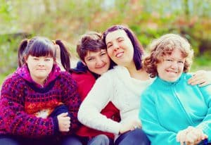 progress adult social group