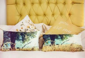 Nightingale Headboard