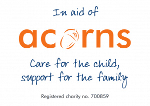 Acorns Charity Logo