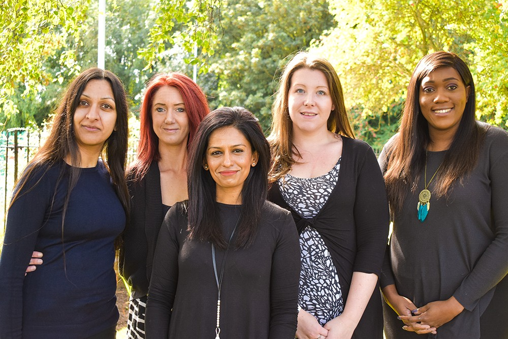 Meet The Fostering Team